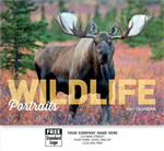 109378 2021 Wildlife Portraits Wall Calendars 11 x 19