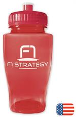 109426 16 Oz Poly Sure Twister Bottles 7 x 3 1/4