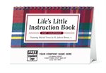109631 2021 Life's Little Instruction Book Desk Calendar 6 x 4 1/2