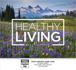 109781 2021 Healthy Living Wall Calendar 11 x 19