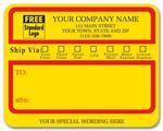 1200A Jumbo Mailing Labels w/