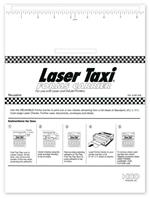 13075 Laser Taxi 8 1/2 X 11