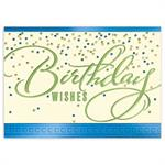 5ED101 Spread the Cheer Birthday Cards 7 7/8 x 5 5/8