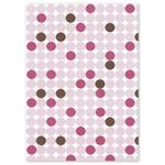 11-04FG-DO Food Grade Tissue Paper Dots 12 x 12