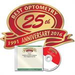 FDS28 Fossler Digital Anniversary Seal DS-28