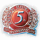 FSE04 Fossler Personalized Anniversary Seal Rolls 2 1/4 x 1 3/4