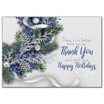 HP09311 Truly Thankful Holiday Cards 7 7/8 x 5 5/8