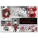 HP09312 Seasonal Showcase Holiday Cards 7 7/8 x 5 5/8