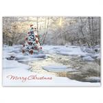 HP16304 - N6304 Tranquil Christmas Cards 7 7/8 x 5 5/8