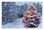 HPC4205 - NN4205 Beacon of Joy Christmas Postcards 6 x 4
