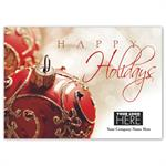 MT16008 Holiday Bliss Logo Cards 7 7/8 x 5 5/8