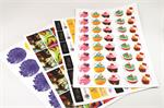 Full Color Sheet Stickers