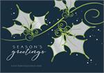 H08614 Midnight Delight Holiday Cards 7 7/8 x 5 5/8