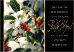 H08635 Berry Grateful Holiday Cards 7 7/8