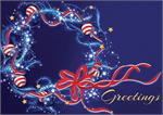 H08669 Holiday Boom Holiday Cards 7 7/8