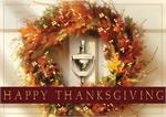 H08672 Thankful Moments Thanksgiving Cards 7 7/8
