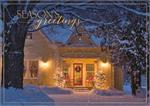H09613 My Holiday Home Holiday Cards 7 7/8 x 5 5/8