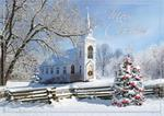 H09660 Embrace the Grace Christmas Cards 7 7/8 x 5 5/8